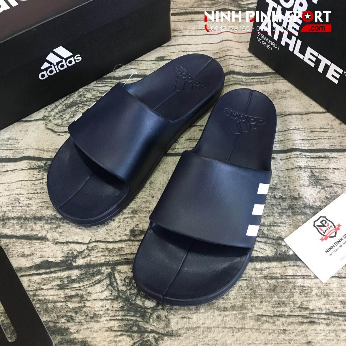 Dép thể thao nam Adidas Aqualette Slides CG3537