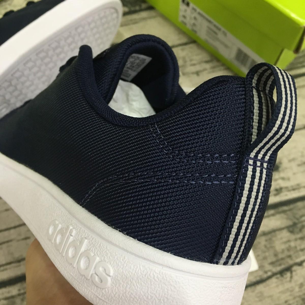 Giầy Adidas Neo Advantage Blue Nam CG5686