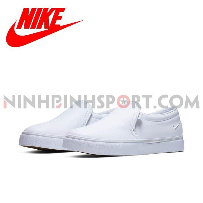 Giày thể thao Unisex Nike Court Royale AC Slip-On CI0604-100