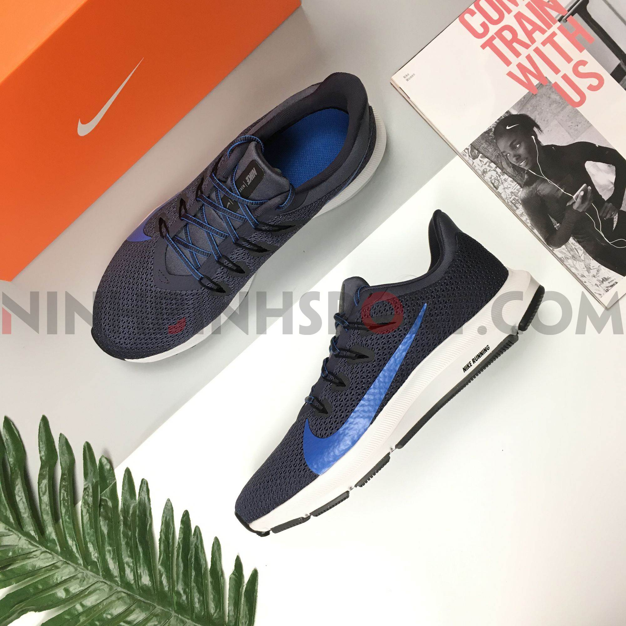 Giầy thể thao nam Nike Quest 2 CI3787-007
