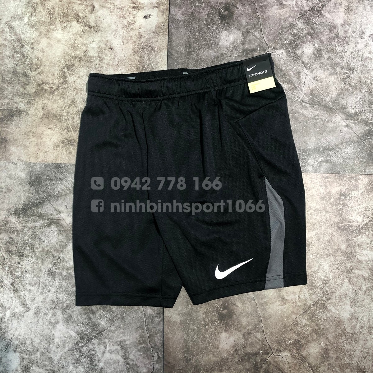 Quần short thể thao nam Nike Dri-FIT CJ2008-010