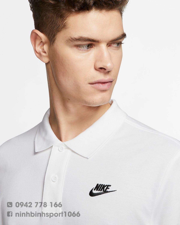 Áo thể thao nam Nike Sportswear Polo Collar CJ4457-100