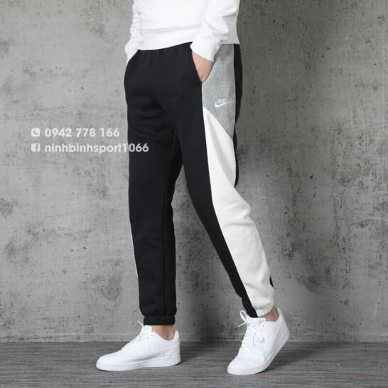 Quần thể thao Nike Sportwear Color-Block Trouser CJ4512-010