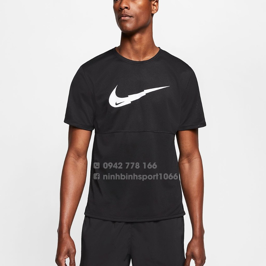 Áo thể thao nam Nike Breathe Run Ss CJ5387-010