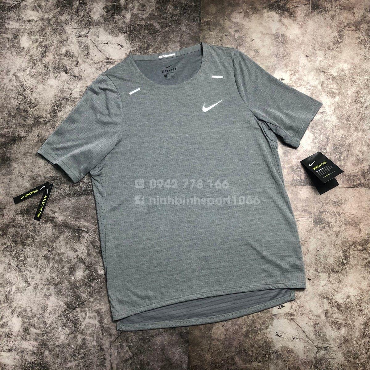 Áo thể thao nam Nike Rise 365 Men's Running CJ5421-097