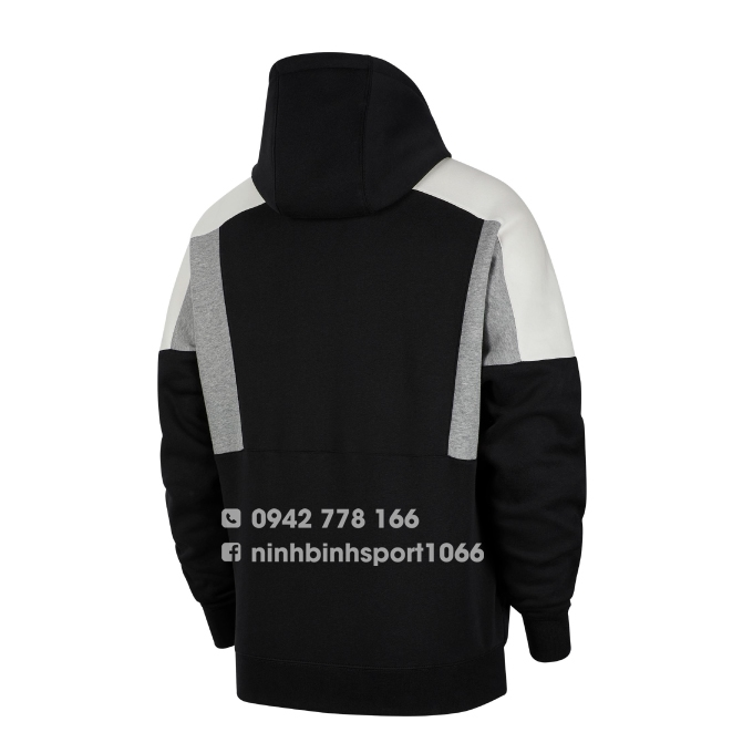 Áo thể thao nam Nike Color-Block Pullover Hoodie CK4544-010