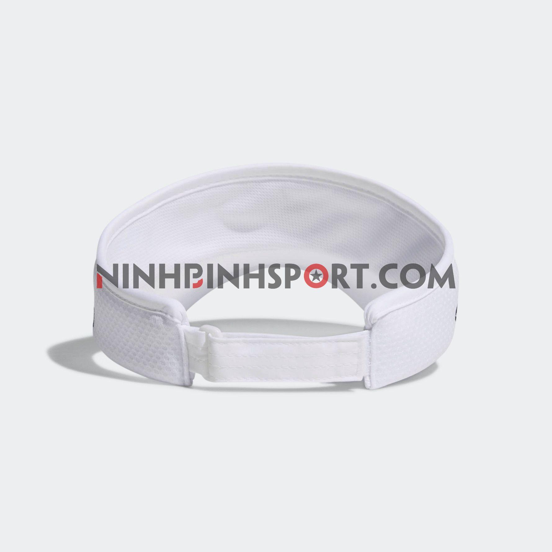 Mũ thể thao nam Adidas Golf Tour Visor White CK7229