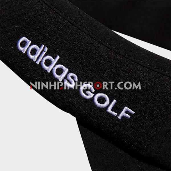 Mũ thể thao nam Adidas Golf Tour Visor Black CK7230