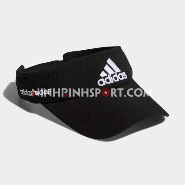 Mũ thể thao Adidas Tour Visor - Black CK7230