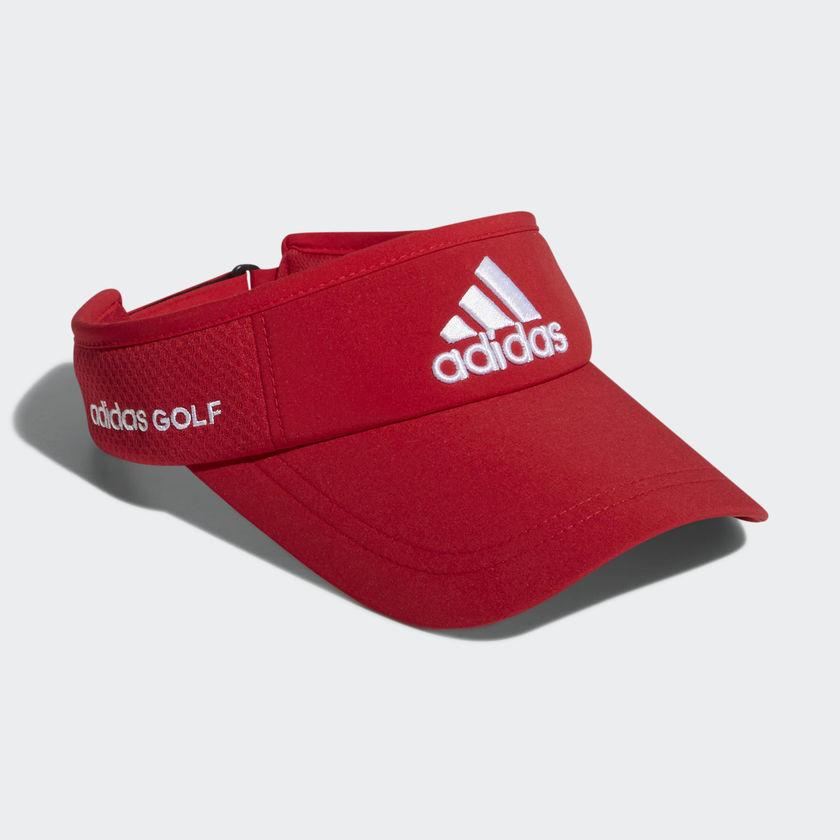 Mũ thể thao Adidas Tour Visor - Red CK7232