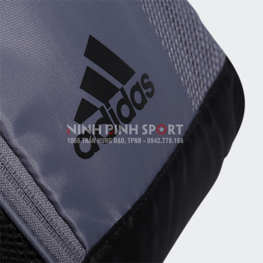 Túi thể thao Adidas 3 Stripe Shoe Bag - Grey CK7249