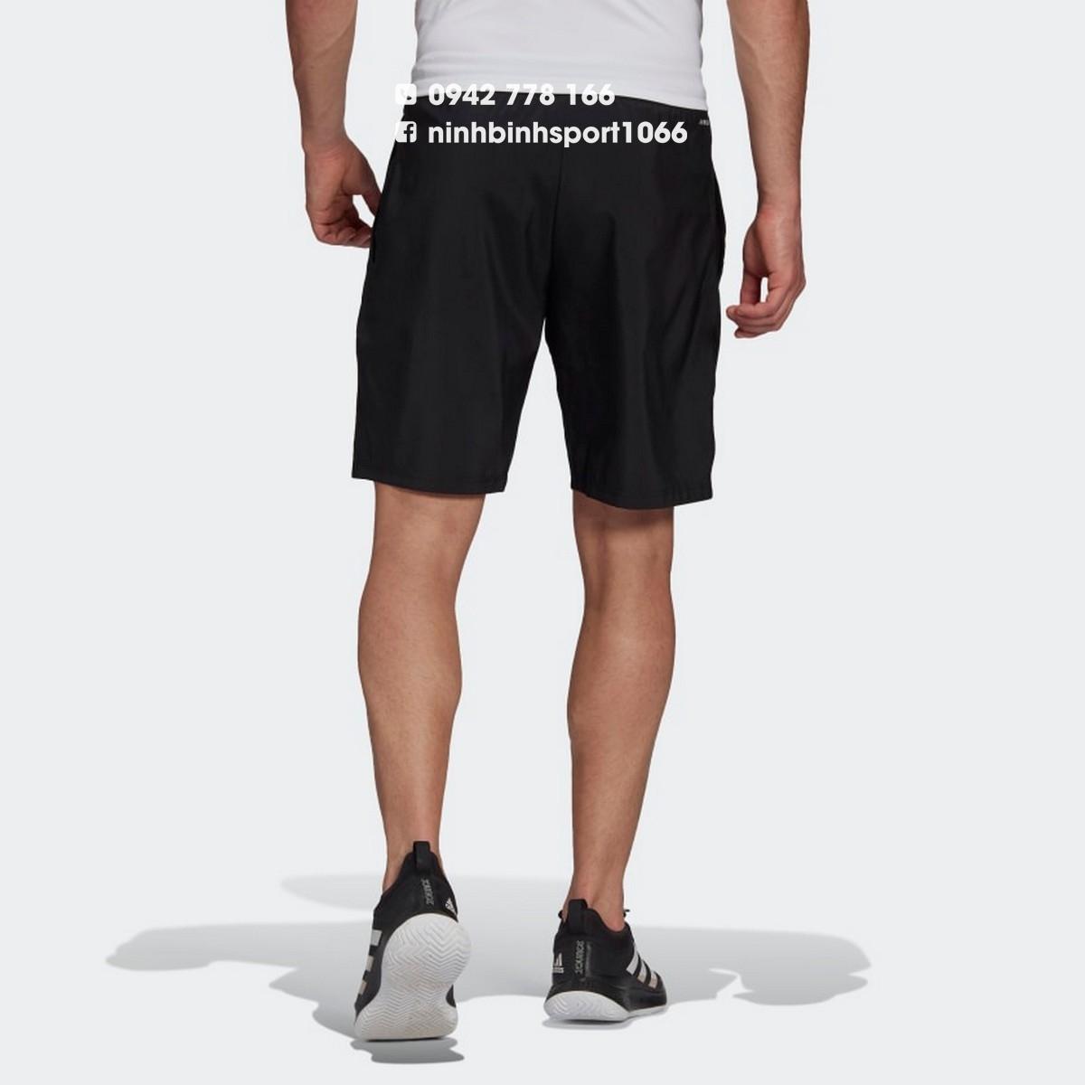 Quần short thể thao nam Adidas Club 3 Stripe GL5411