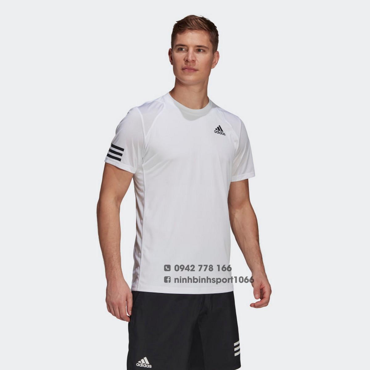 Áo thể thao nam Adidas Club 3 Stripe GL5401