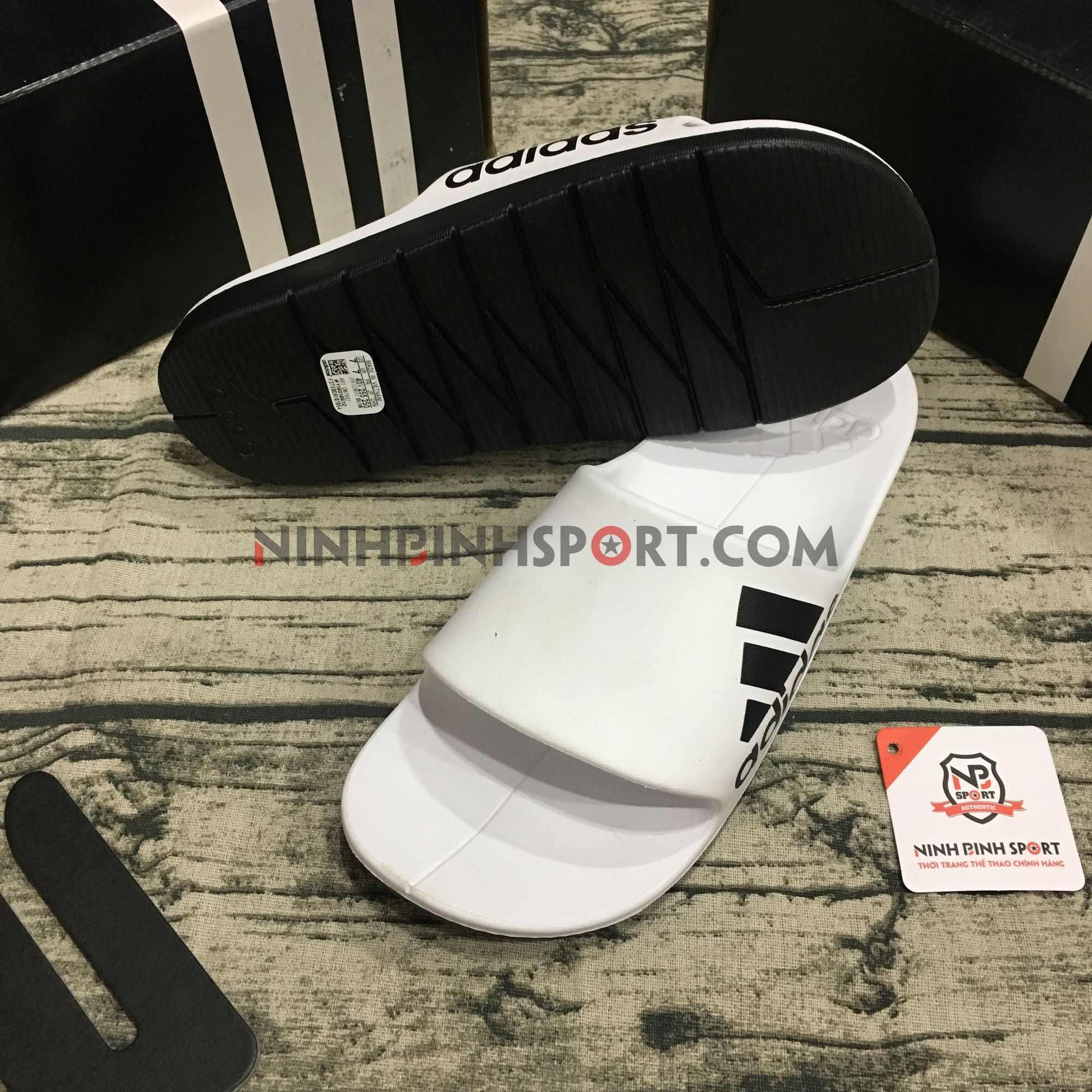 Dép thể thao nam Adidas Aqualette Cloudfoam Slides CM7927