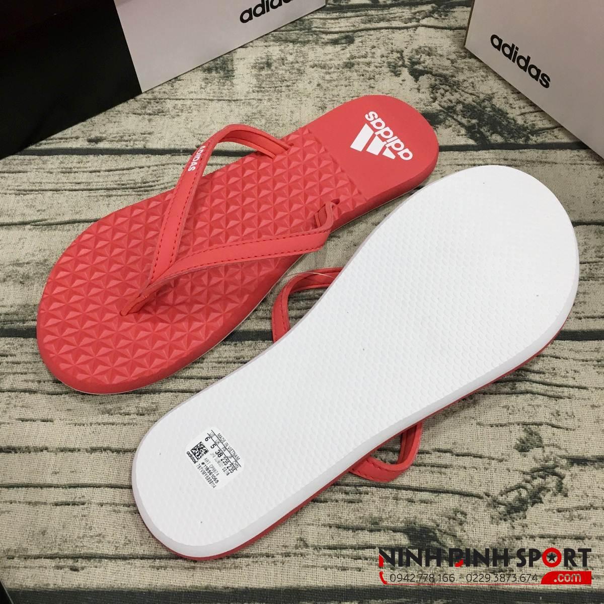 Tông Adidas Eezay Flip Flop Red Nữ CP9874