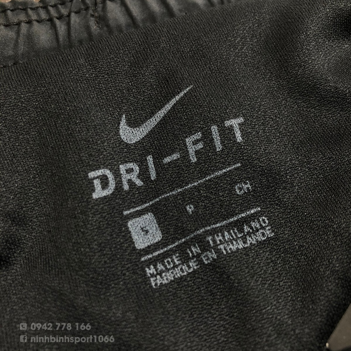 Quần short thể thao nam Nike Training CQ0108-010