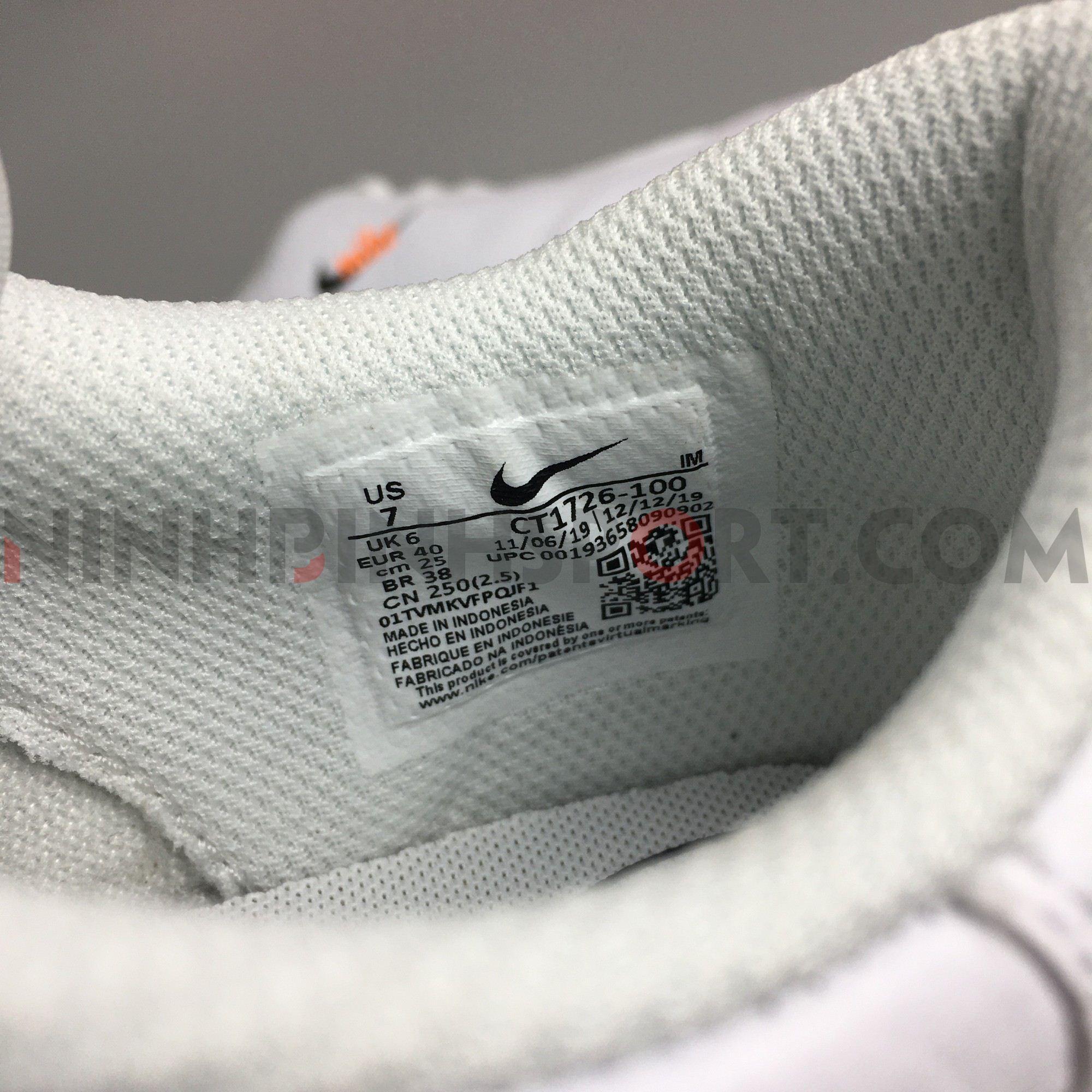 Giày thể thao nam Nike Court Vintage Premium CT1726-100