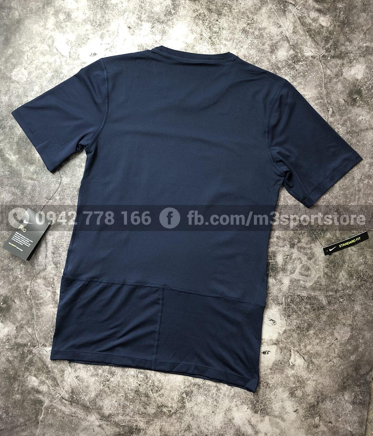 Áo thể thao nam Nike training Sleeve Graphic CT2923