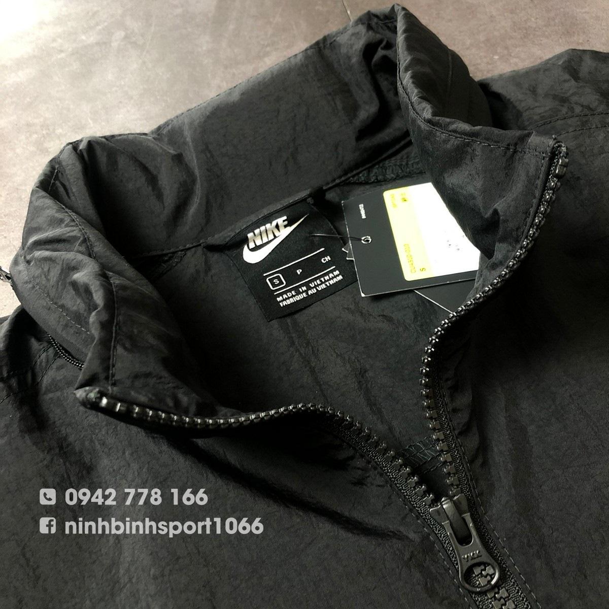 Áo khoác thể thao nam Nike Classic Coats CU4310-010