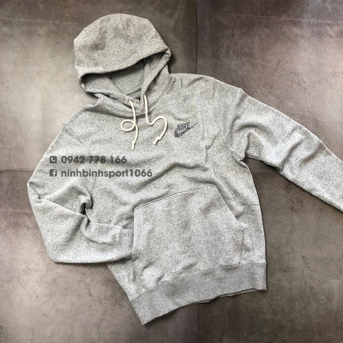 Áo dài tay nam Nike Sportwear Hoodie CU4384-902