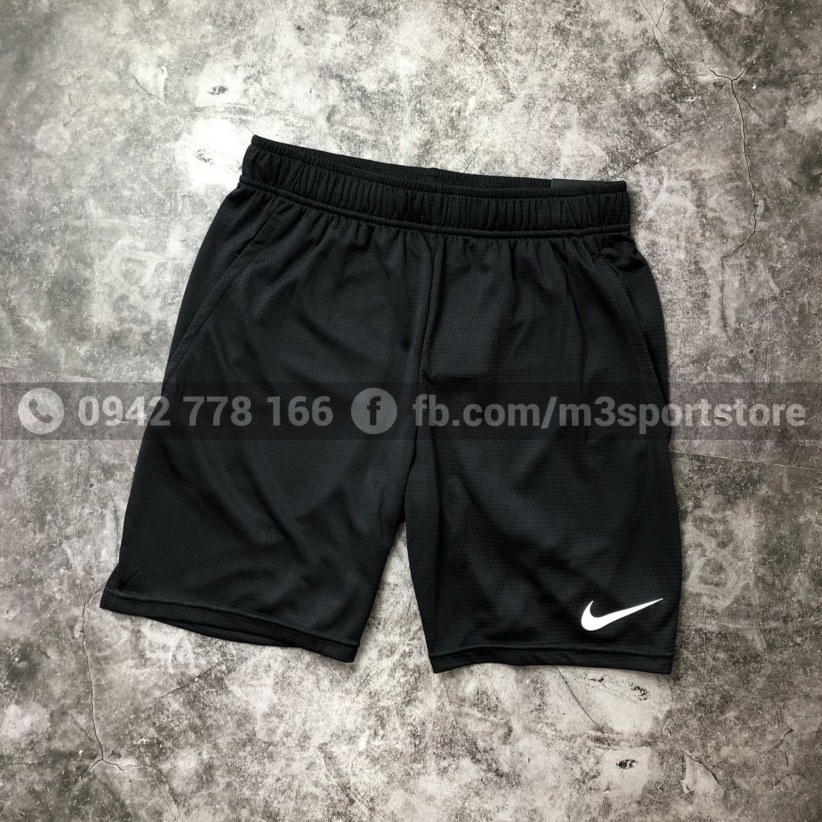Quần short thể thao nam Nike Training Mesh CU4944