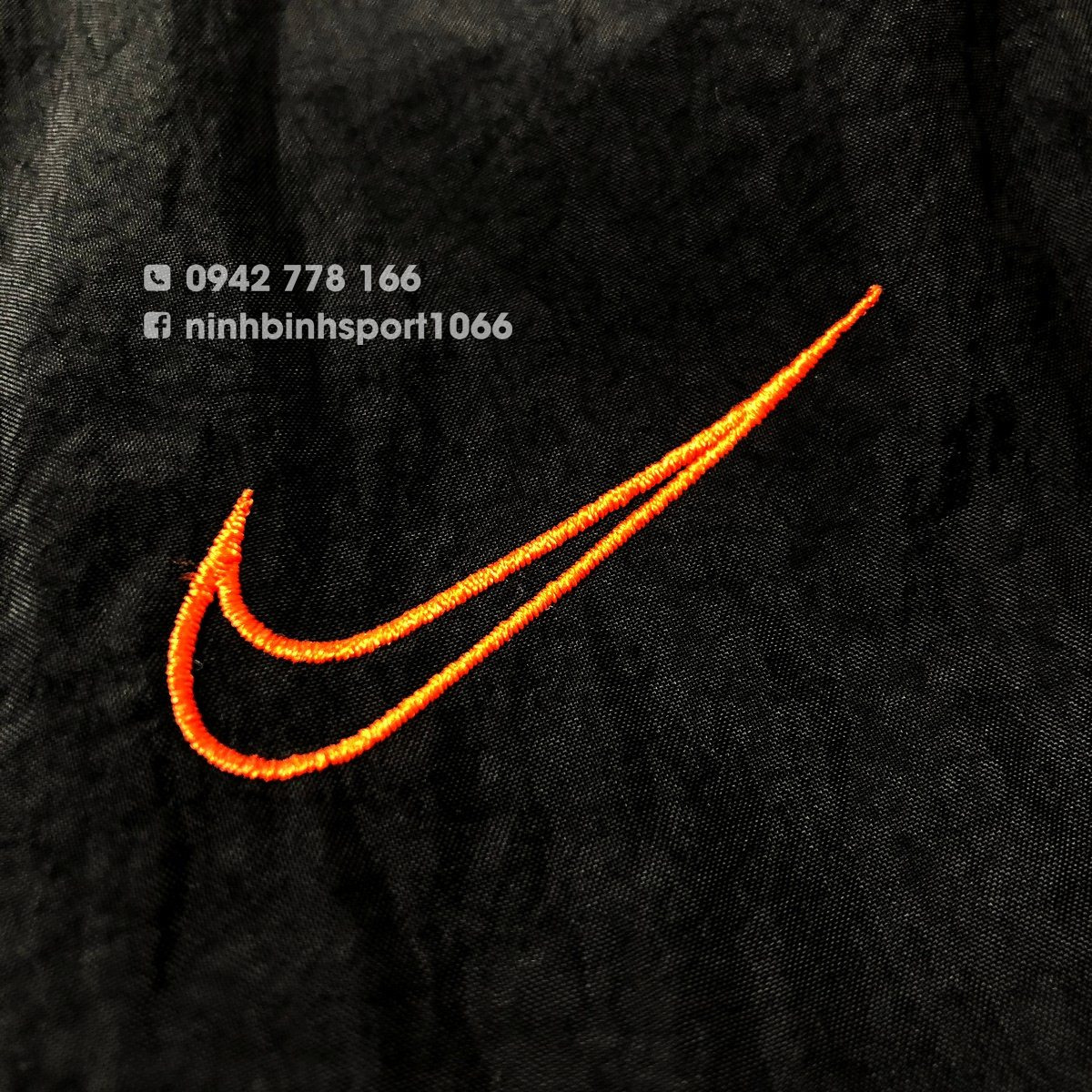 Áo khoác thể thao nam Nike Training Jacket  CU5000-010