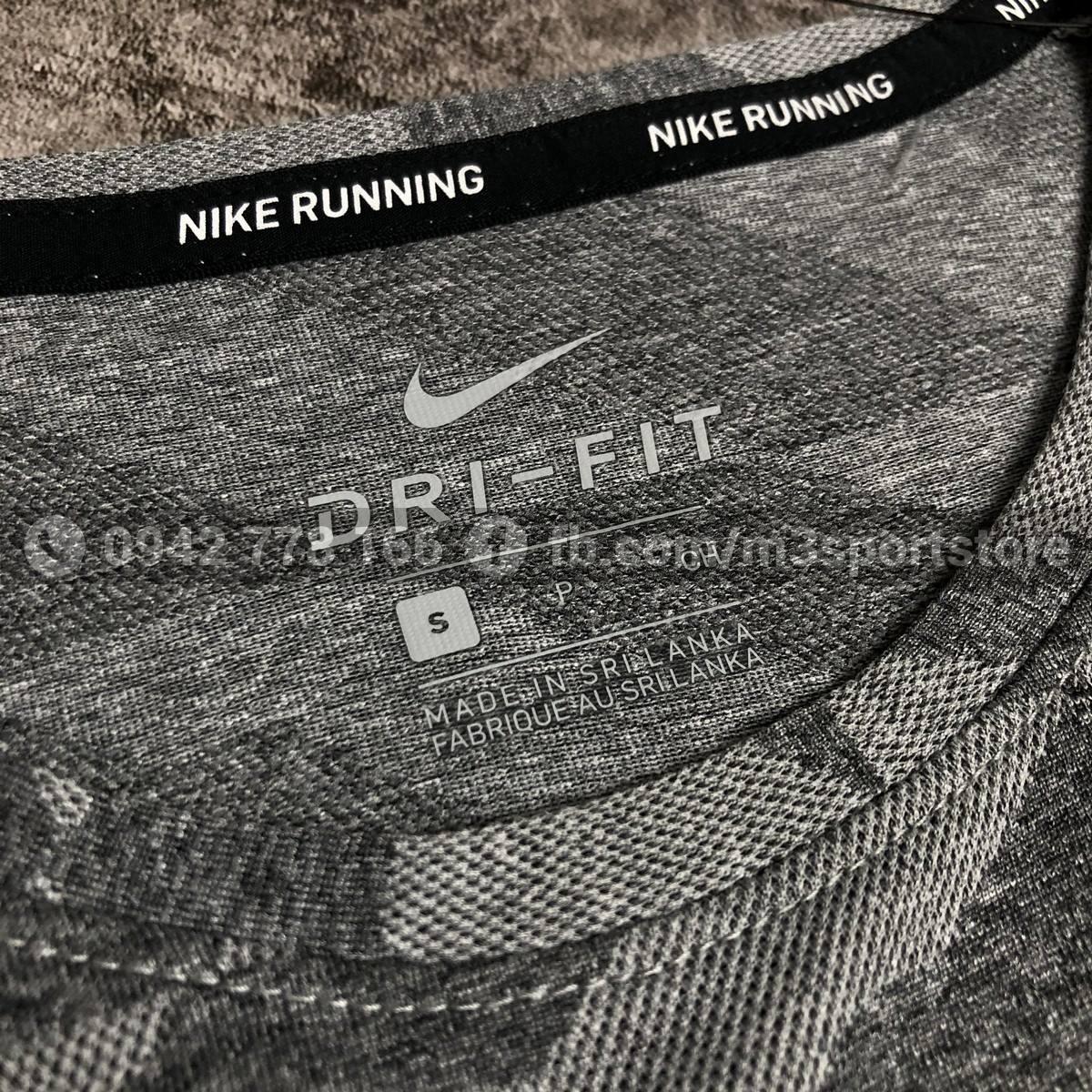 Áo thể thao nam Nike Dri-Fit Miler Future CU5458-010