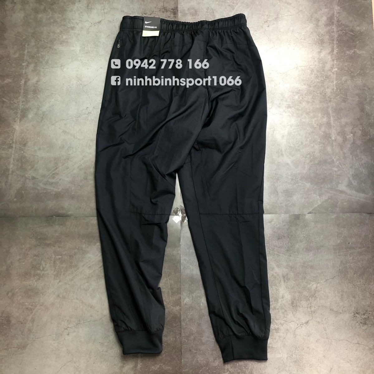 Quần thể thao nam Nike Woven Insulated Pants CU6735-010