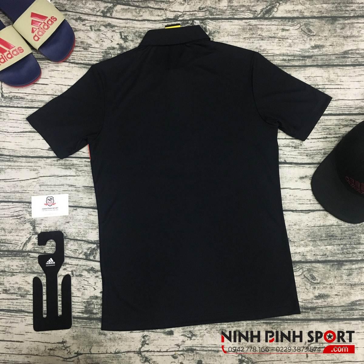 Áo Adidas Golf Polo CV8719