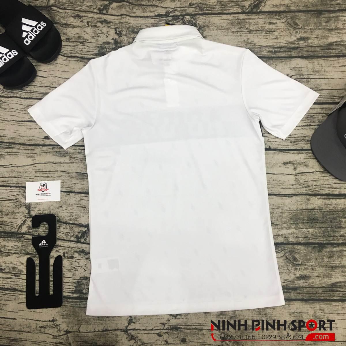 Áo Adidas Golf Polo CV8722