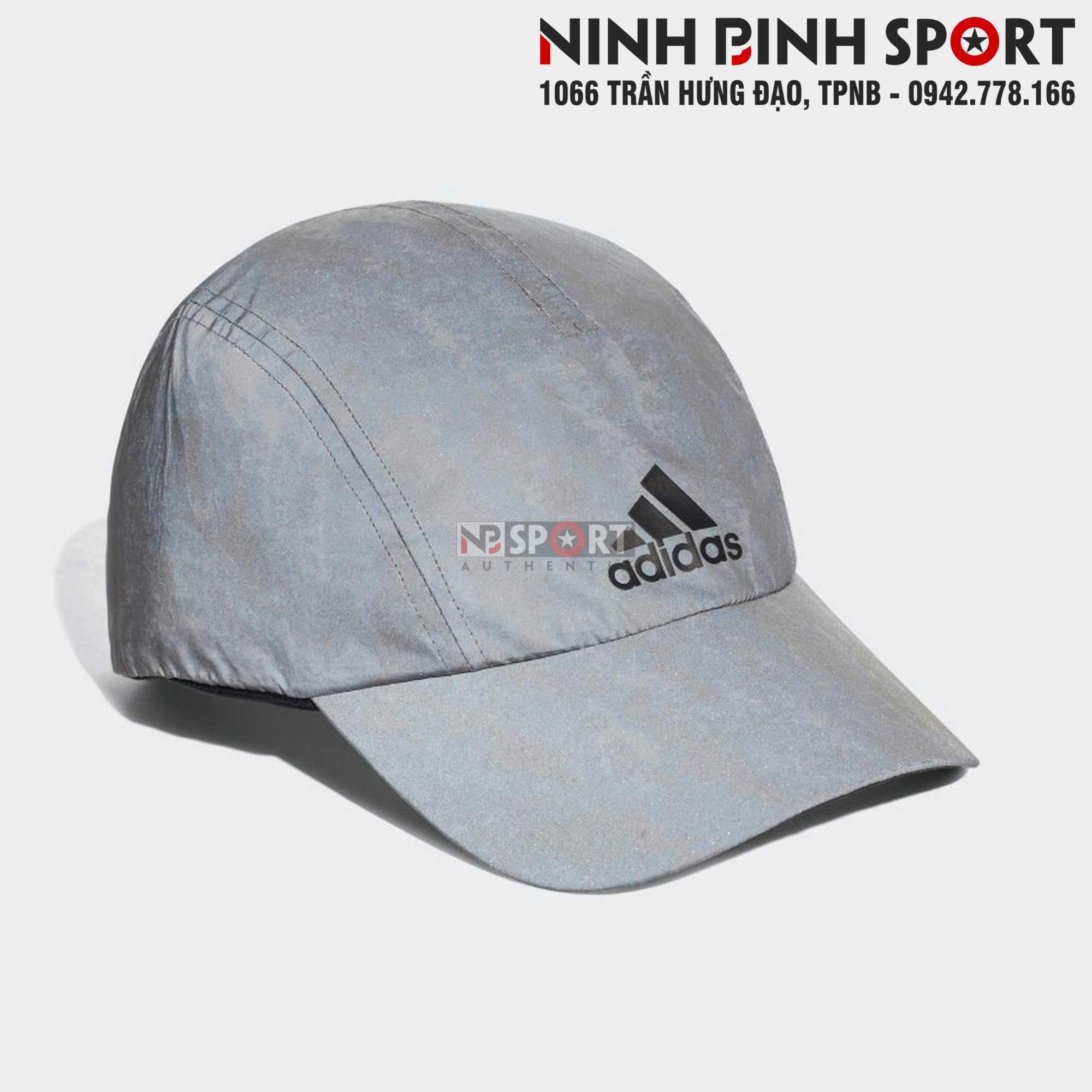 Mũ thể thao nam Adidas Run Reflective CW0754