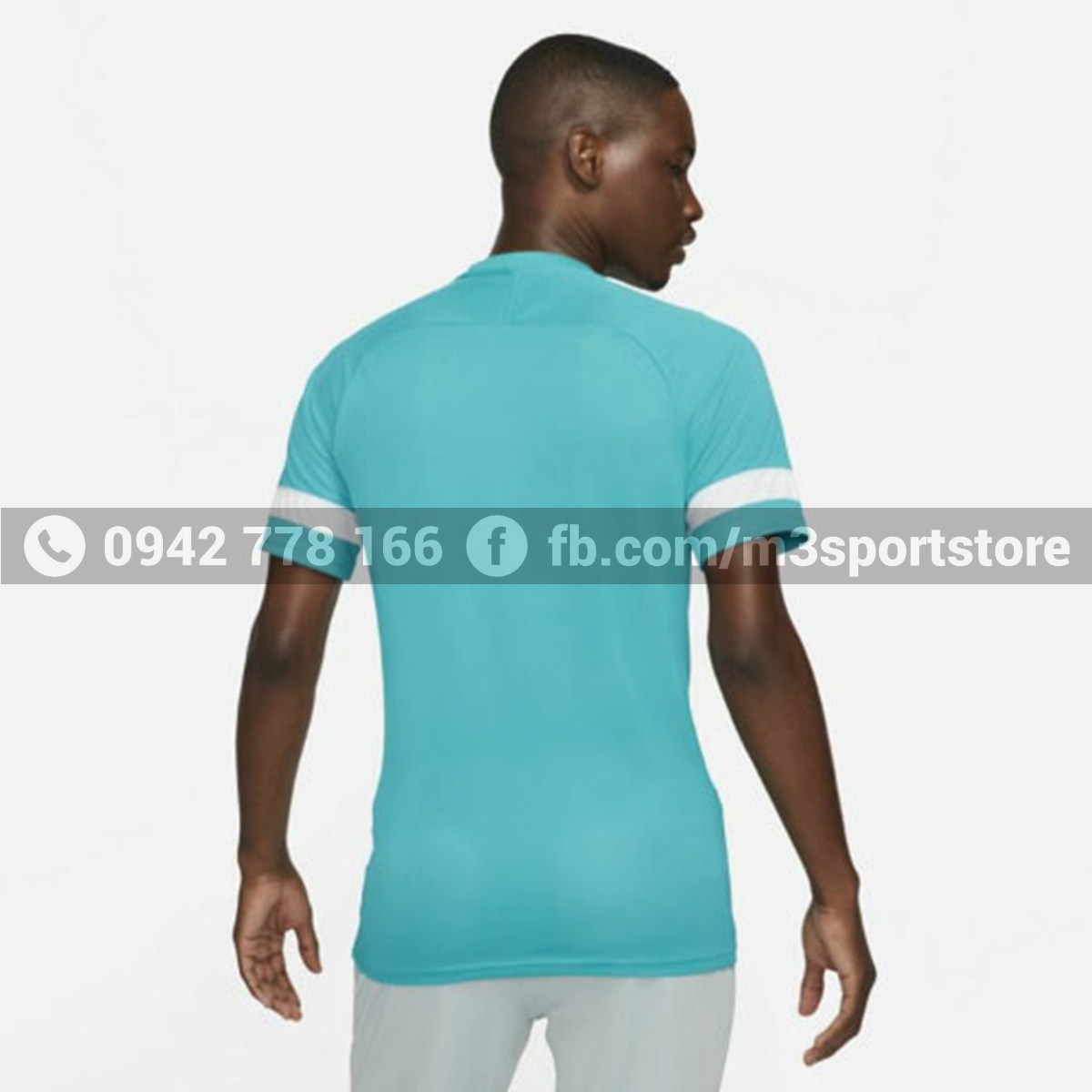 Áo thể thao nam Nike Academy 21 S CW6102