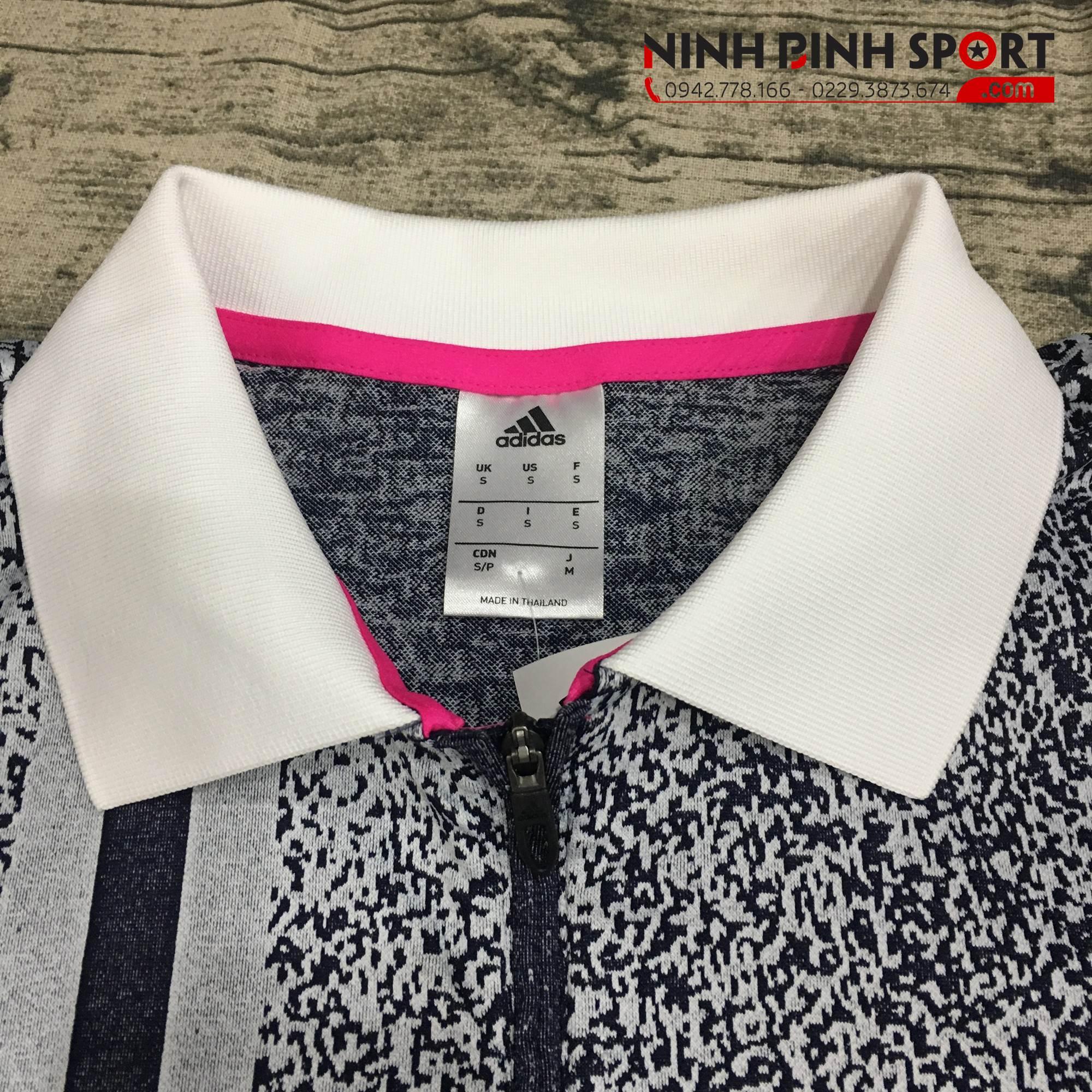 Áo thể thao nam Adidas Seasonal Polo Shirt  CY3334