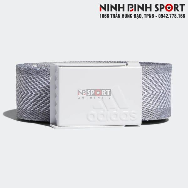 Dây lưng thể thao nam Adidas Heather Webbing CY7506