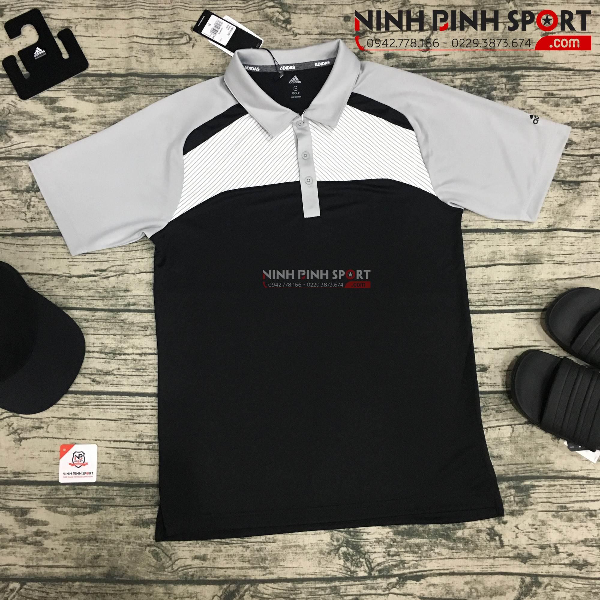 Áo thể thao golf nam Adidas Performance CY9341