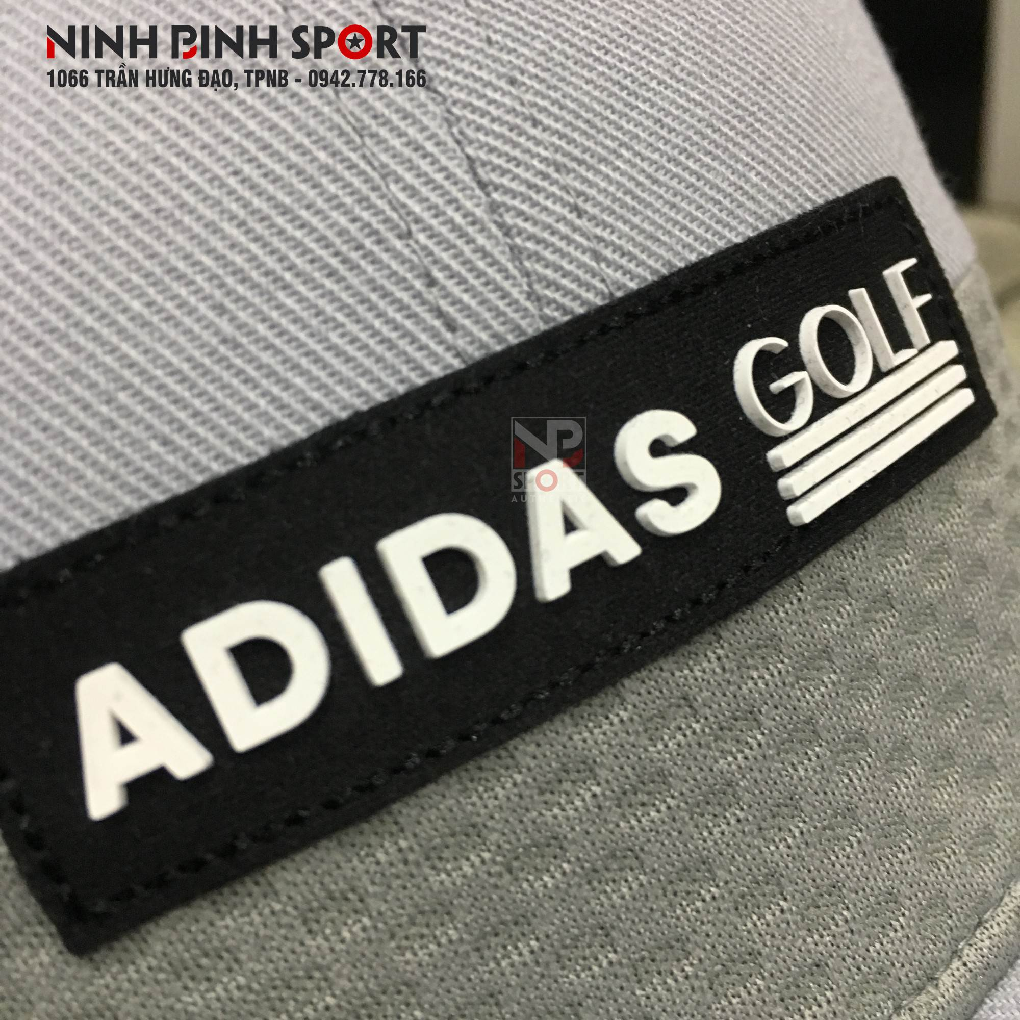 Mũ thể thao nam Adidas Golf Tonal Block Flat-Brim CY9772