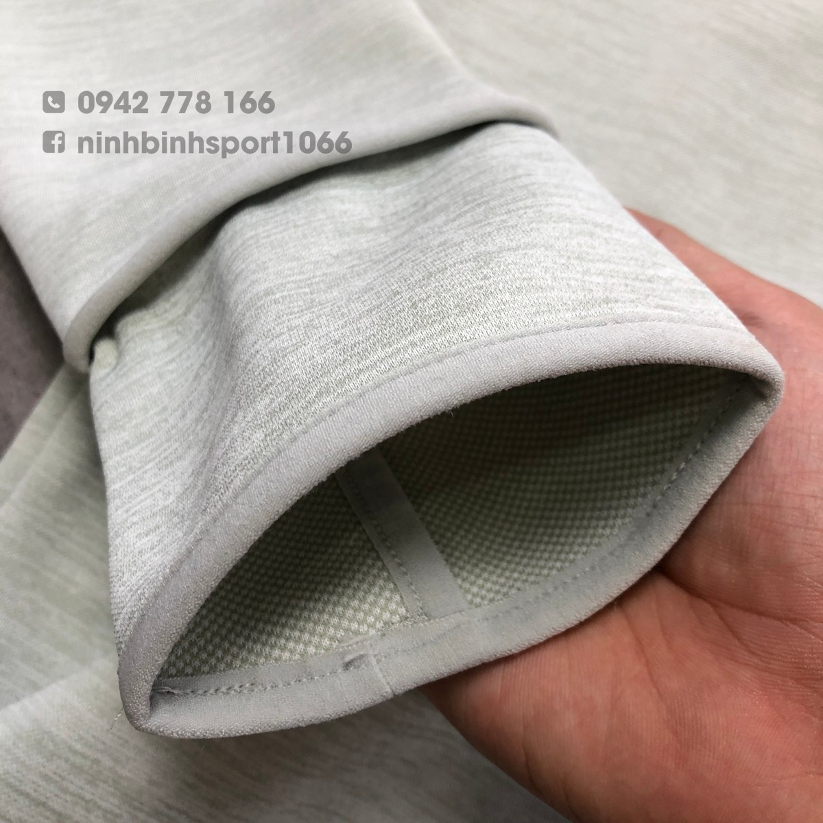 Áo khoác thể thao nam Adidas Z.N.E. Fast Release Hoodie CY9904