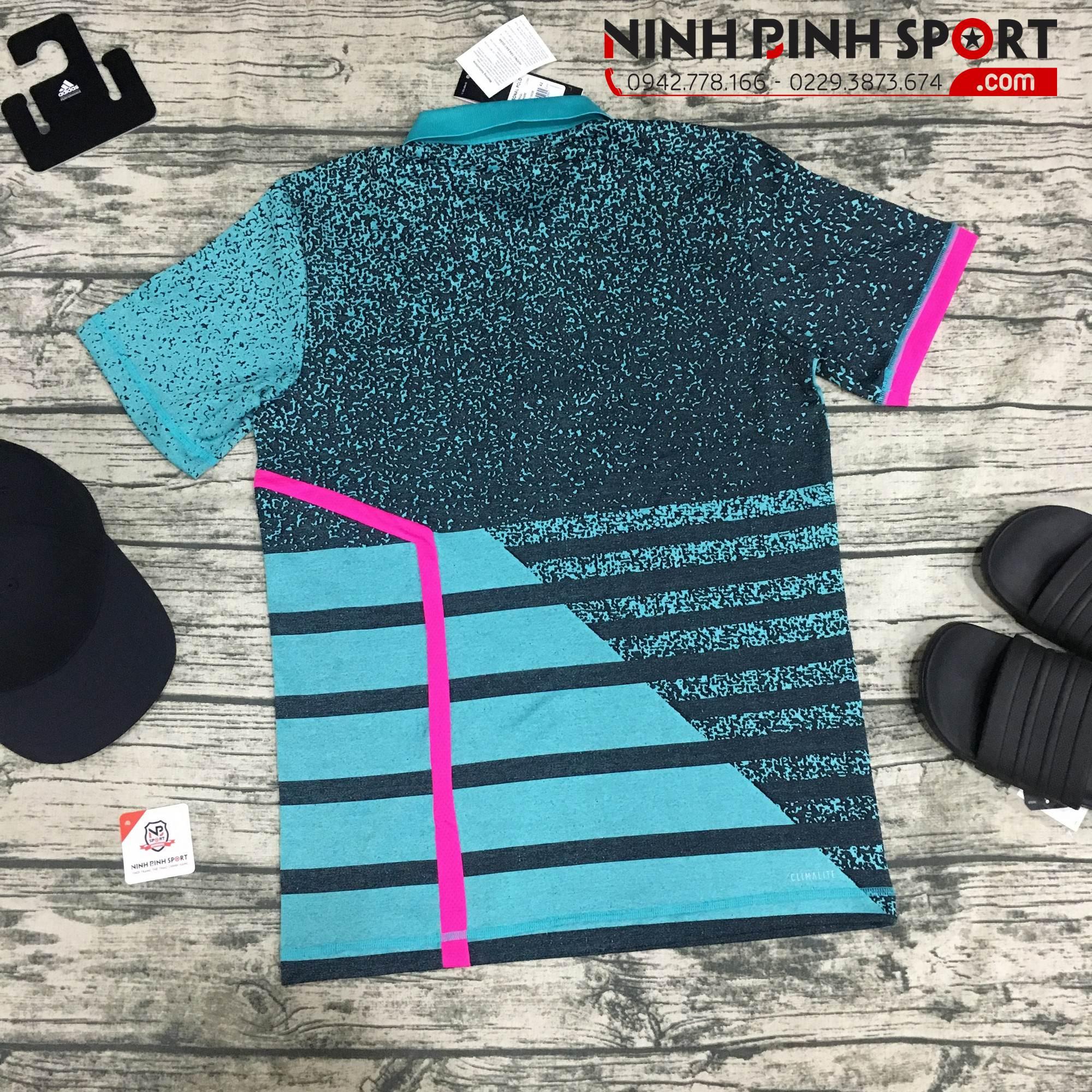 Áo thể thao nam Adidas Seasonal Polo Shirt  CZ0665