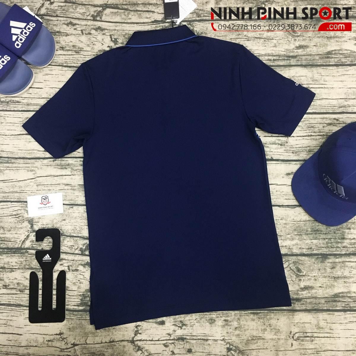 Áo thể thao nam Adidas Golf Climacool 3-Stripe Polo CZ0957