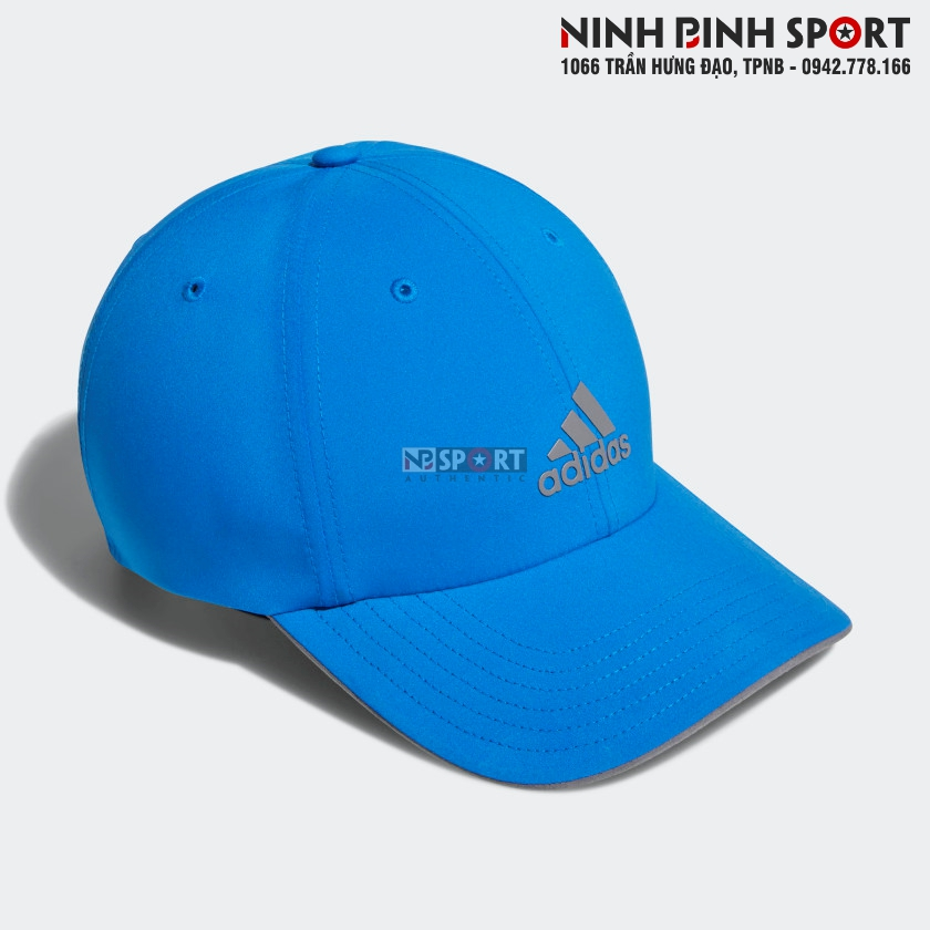 Mũ thể thao nam Adidas Gorra Relax Performance SHOCK BLUE S16 CZ1209