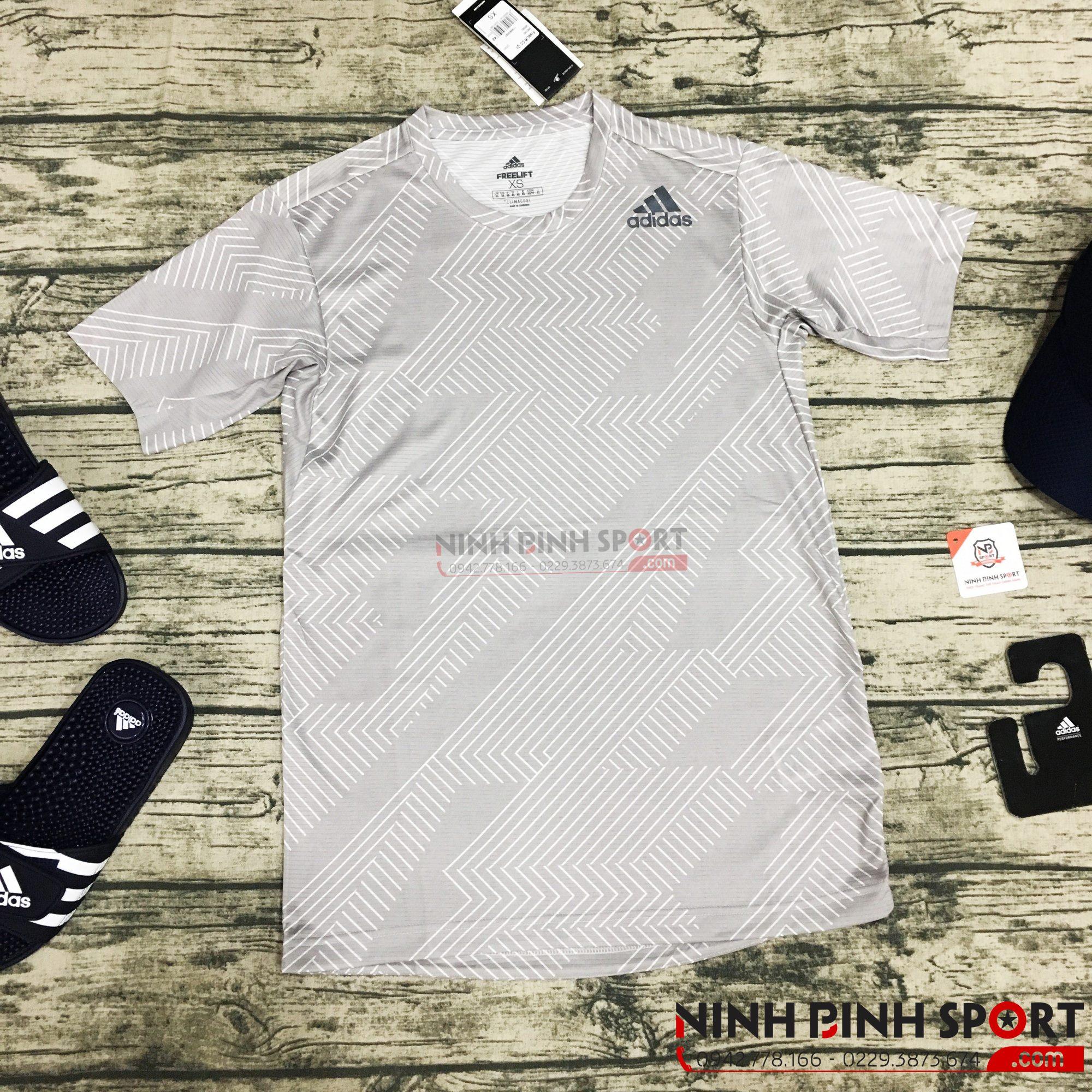 Áo thể thao nam Adidas FreeLift Climacool CZ5401