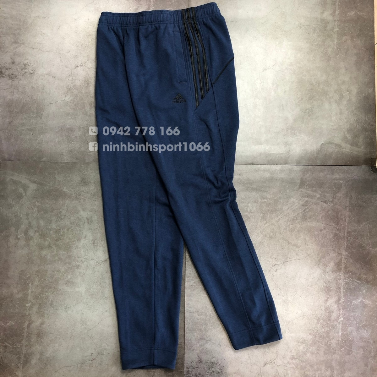 Bộ thể thao nam Adidas Tracksuit Jacket D24044