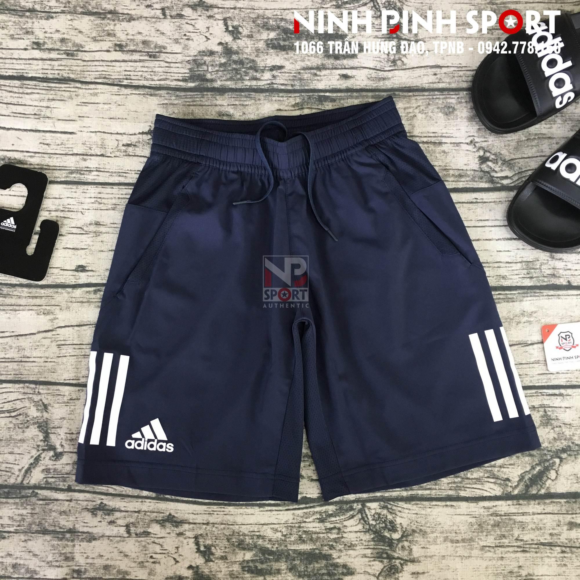 Quần thể thao nam Adidas 3-Stripes Club Short D93660