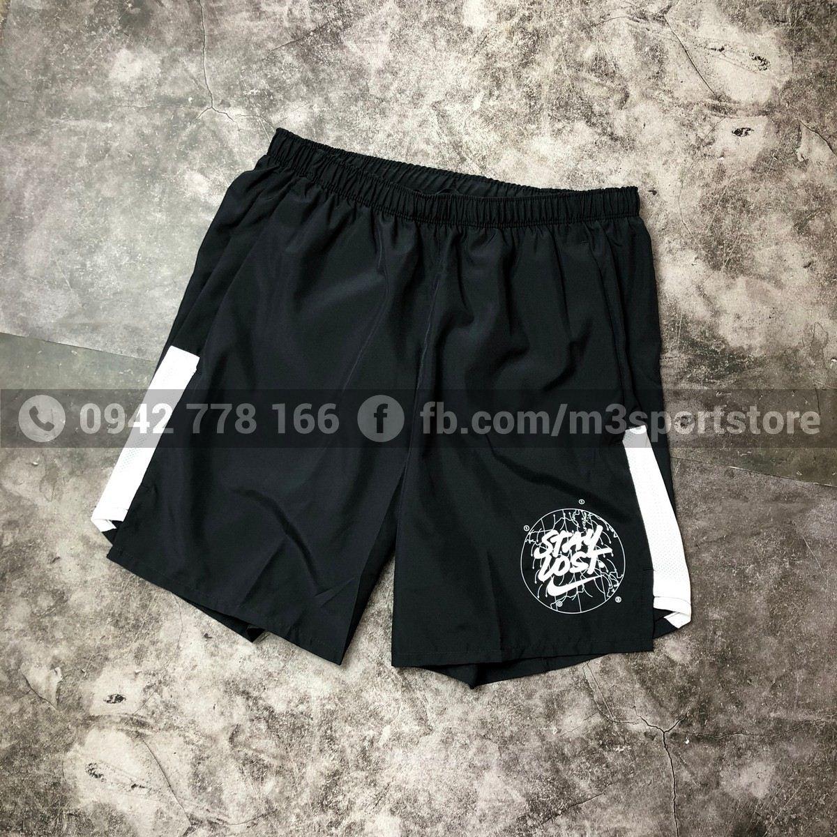Quần thể thao nam Nike Challenger Wild Run DA0177-010