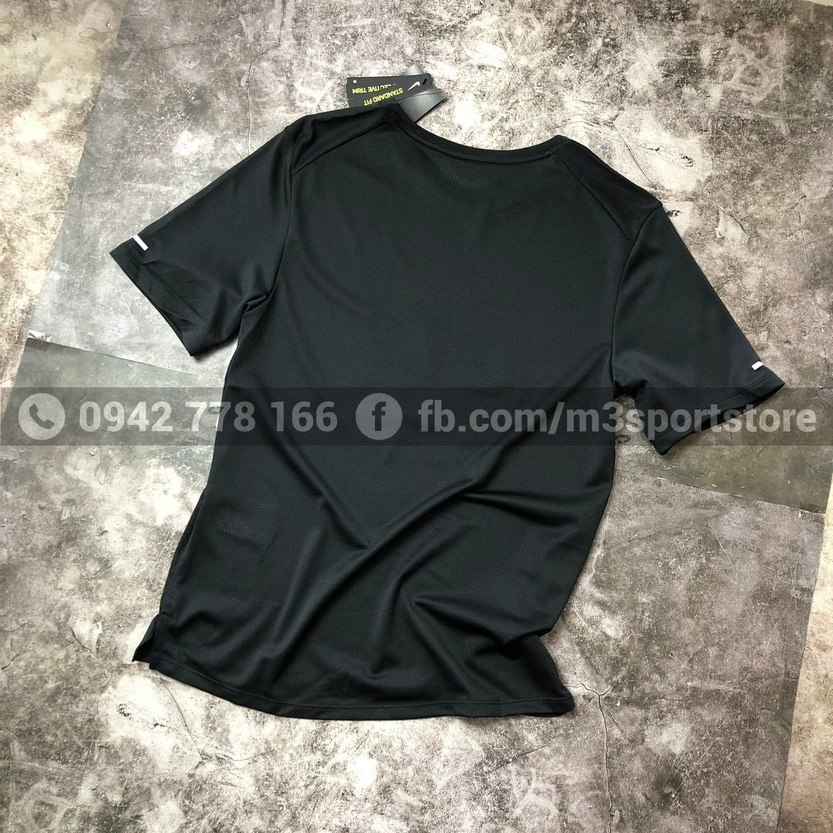 Áo thể thao nam Nike Dri-FIT Miler Wild Run DA0217-010