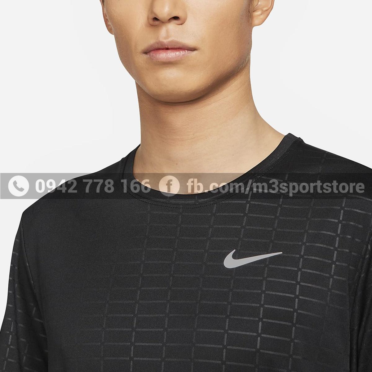 Áo thể thao nam Nike Miler Run Division DA1318
