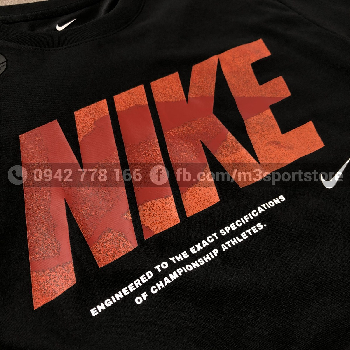 Áo thể thao nam Nike Dri-FIT Men's Graphic Training DA1765