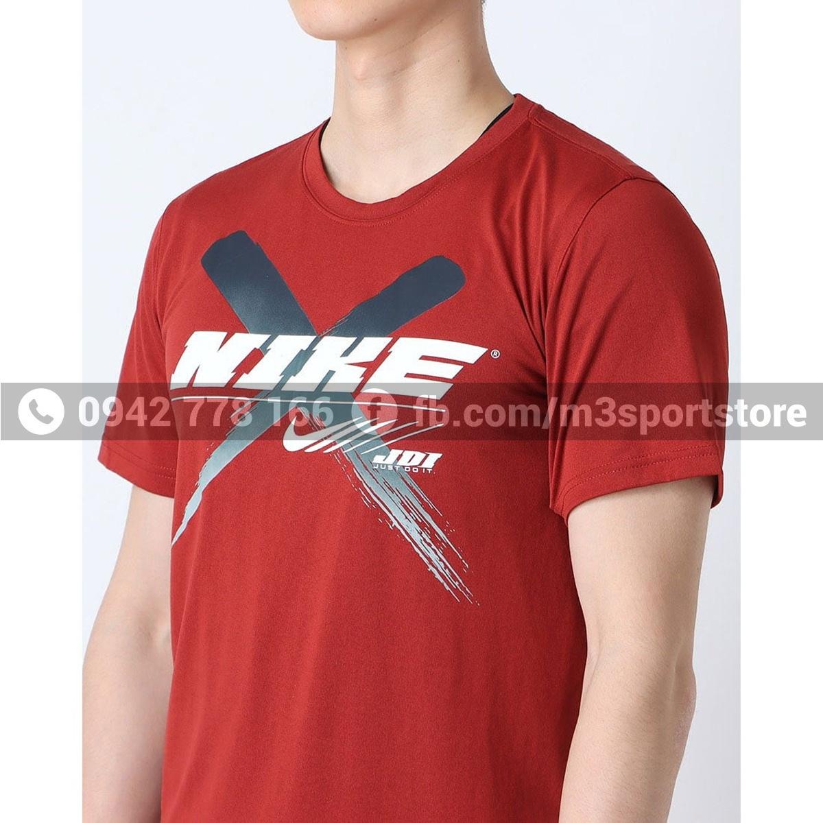 Áo thể thao nam Nike Dri-FIT Men's Graphic DA1792