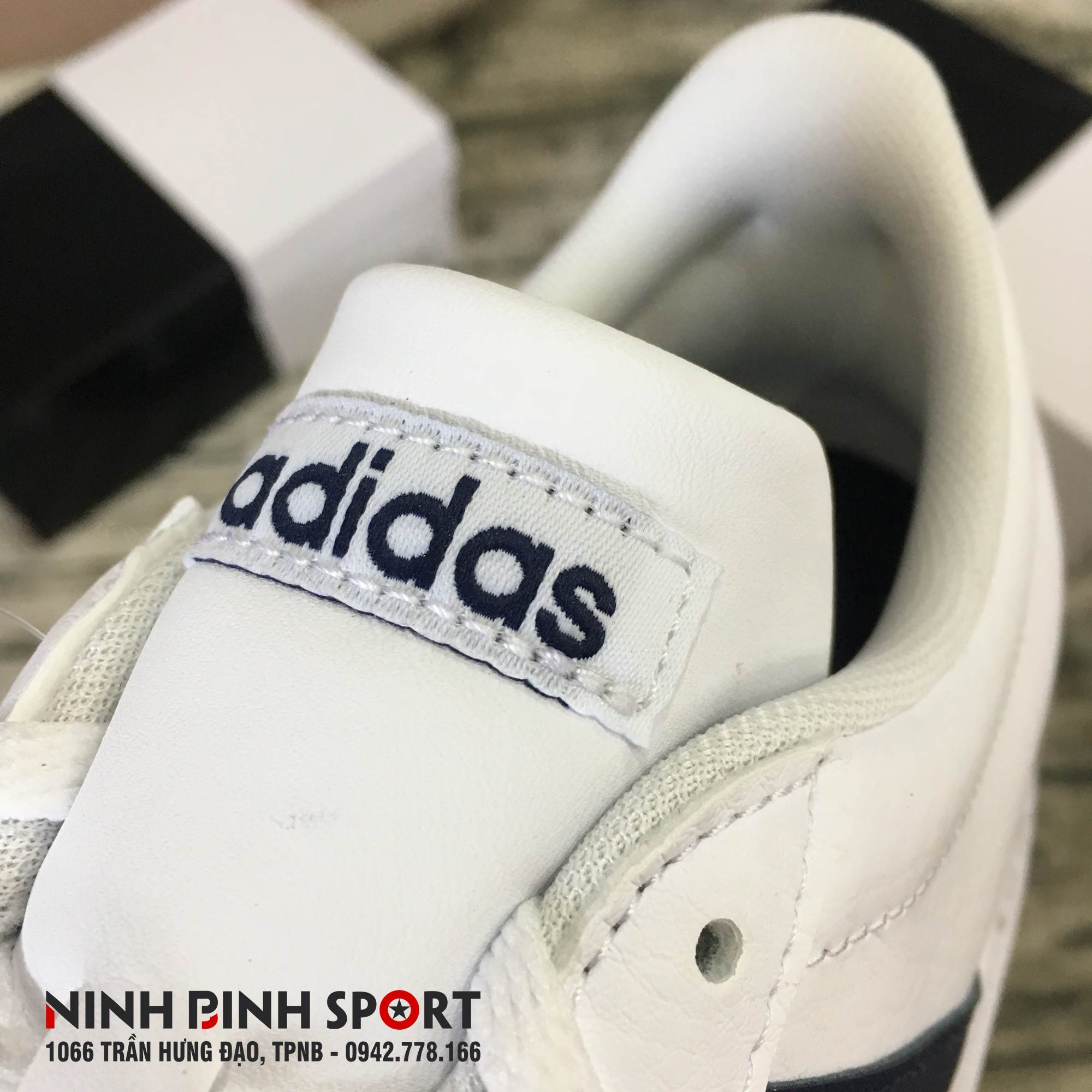 Giầy thể thao nam  Adidas Neo VL Court 2.0 DA9884