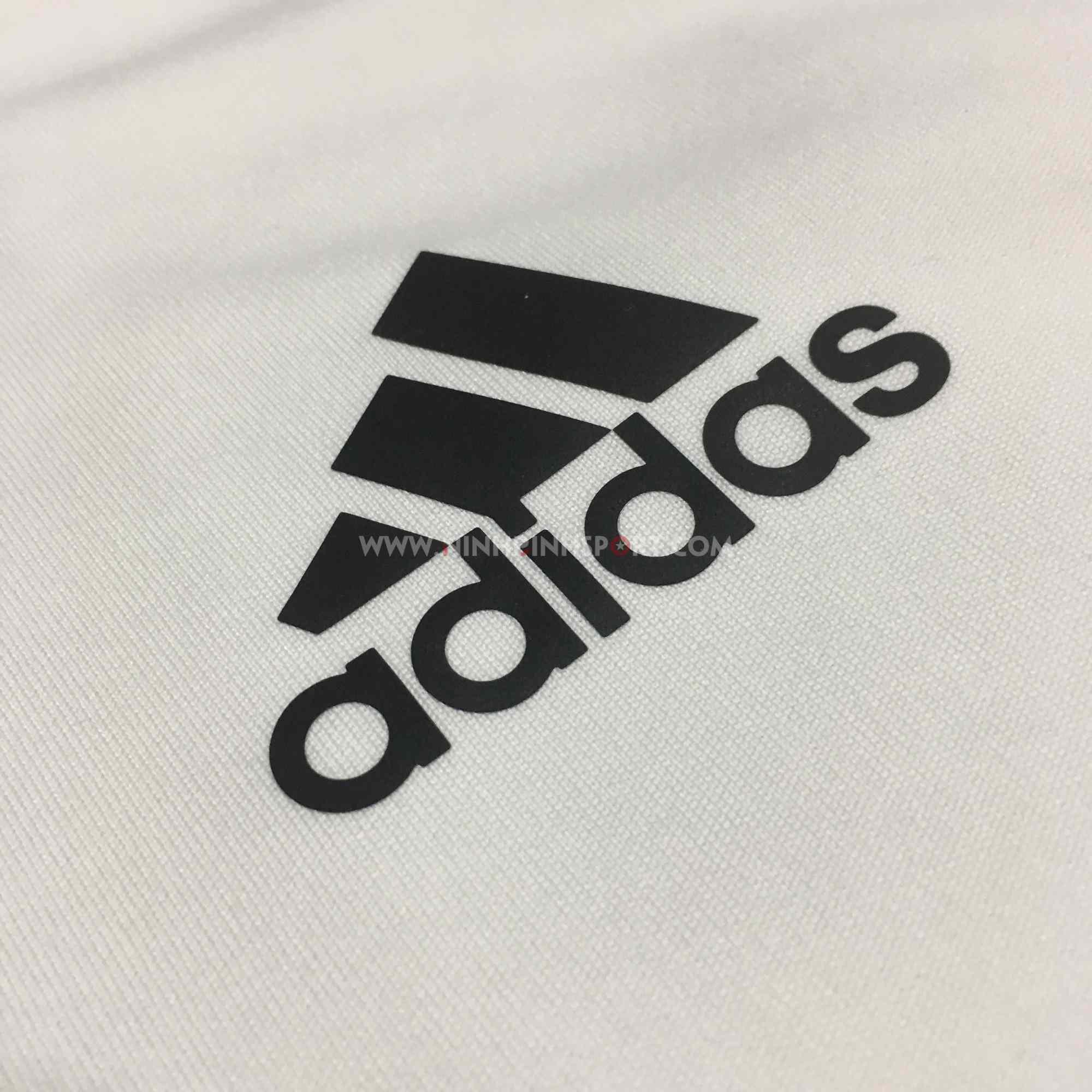 Áo thể thao nam Adidas 3-Stripes Club Tee White DP2875